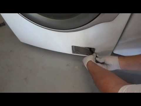Getting the stinky smell out of a Samsung front loading washer