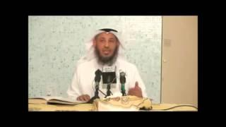 الشيخ عثمان بن محمد الخميس   كتاب الفتن من صحيح مسلم ــ الدرس الأول