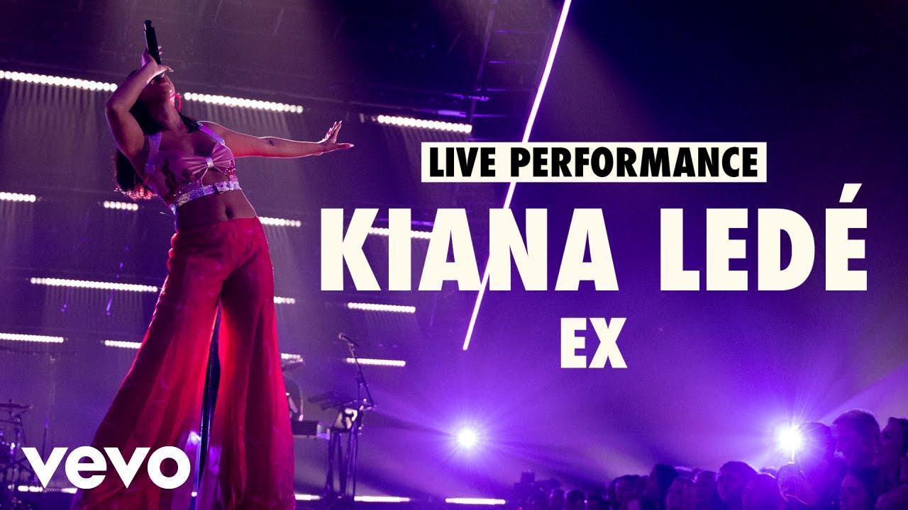 Download Kiana Ledé - EX (Live)   Vevo LIFT Live Sessions