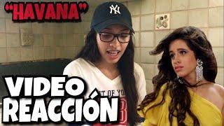 """Havana"" VIDEO REACCIÓN | Alondra Michelle"