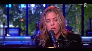 """Download lagu Diana Krall """"Sorry seems to be the hardest word"""" - C à vous - 24/06/2014"""