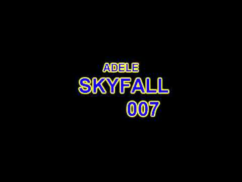 Skyfall Adele Electric Guitar Cover James Bond 007 Rock Youtube