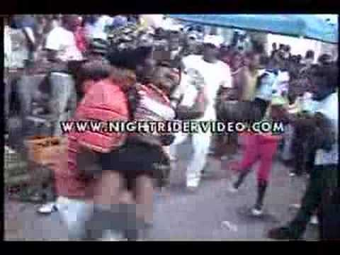 NRV Billy Slaughter Dancehall Gone Wrong