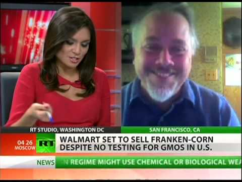 Monsanto's GMO corn to flood Walmarts