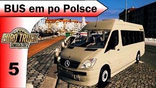 Euro Truck Simulator 2 - BUS em po Polsce - Sprinter nie jest zły (5)