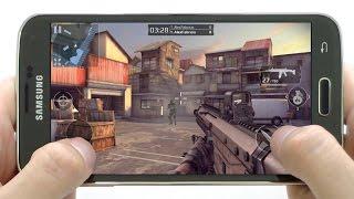 Mejor Arma de Modern Combat 5 - Multijugador