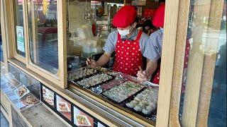 Osaka Takoyaki in Tokyo | Prefecture Satillite Shops in Ginza