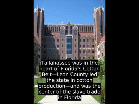 Tallahassee, Florida (USA) - Facts, History, Economy