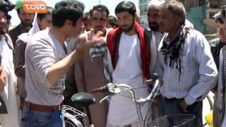 Bamdad Khosh - Bicycle stealing joke / بامداد خوش - طنز دزدی کردن با سیکل