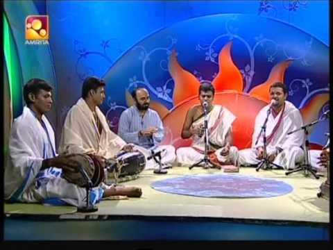 Chenkottai Harihara Subramanian Sampradaya Bhajan 01 Abheri Radhe Govinda