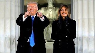 Día de investidura de Donald Trump