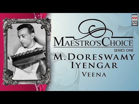 Maestro's Choice - V Doreswamy Iyengar | Volume 1 | Audio Jukebox | Carnatic| Instrumental