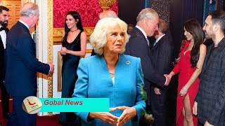 Charles meets Kylie and Cheryl marks his 70th birthday, abandoned Camilla with rumors of divorce