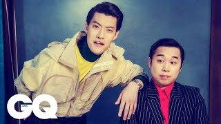 霜降り明星「お笑い界のニュースター」    GQ MEN OF THE YEAR 2019   GQ JAPAN