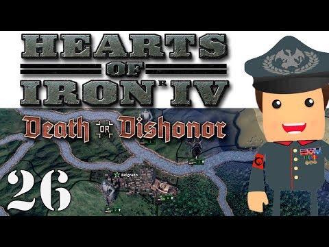 TODO O NADA - ¡AL ATAQUE! ► Hearts of Iron IV: Death or Dishonor #26