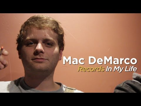 "Mac DeMarco Interview 2015 - ""Records In My Life"""