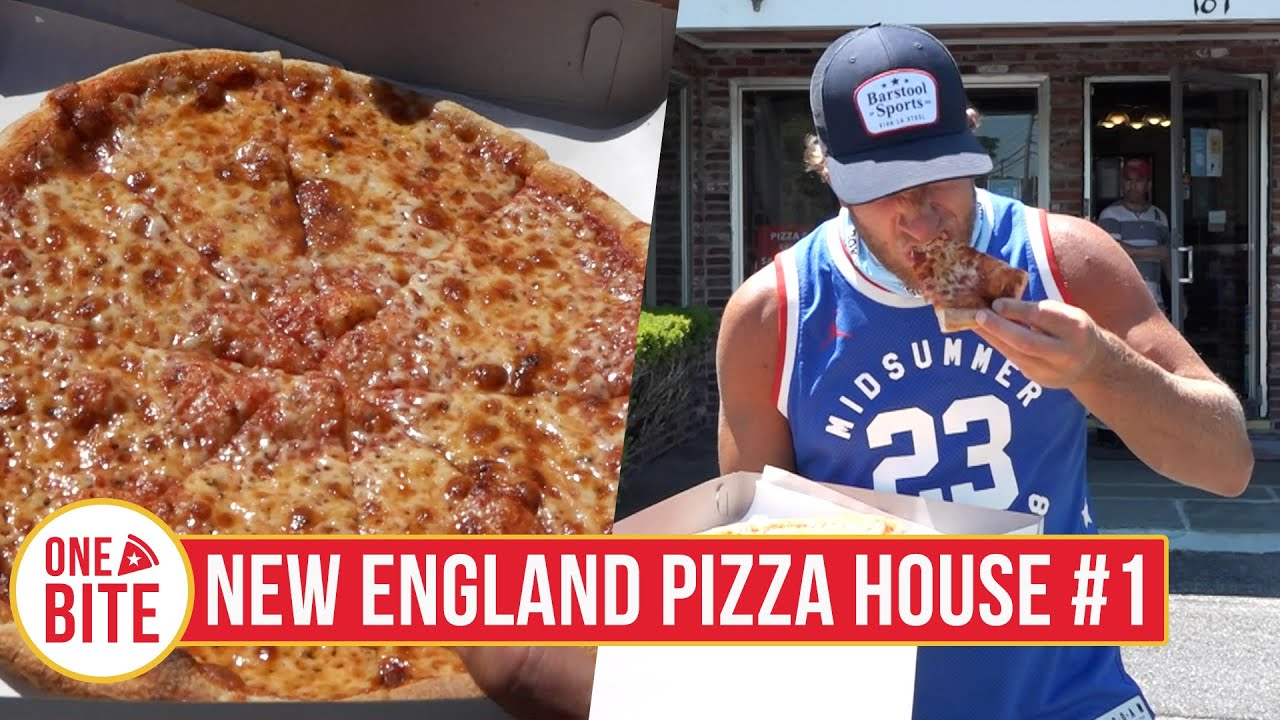 Barstool Pizza Review - New England Pizza House #1 (Hyannis, MA) presented by TradeZero