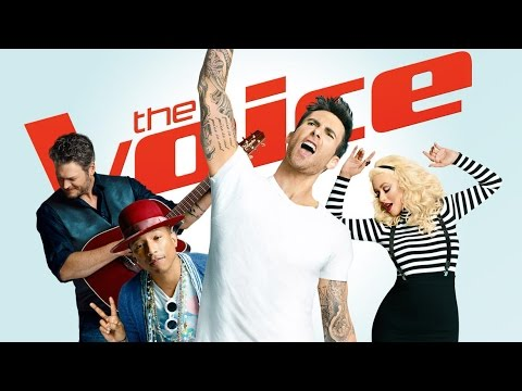 Top 9 Blind Audition (The Voice around the world IV)