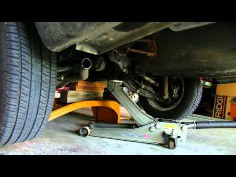 BMW 318i M42 E30 With No Exhaust