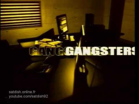 Ciné Polar - 2002 - Pubs + Gangsters Jingle - Www.bis.tv