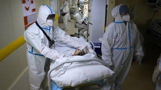 Russland: Zahl der Corona-Toten auf neuem Höchststand