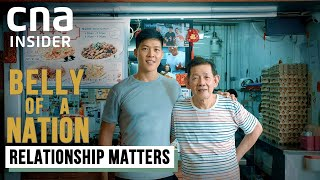 Ties That Bind: Singapore Hawkers And Those Keeping The Trade Alive | Belly Of A Nation 2 | Part 1/4