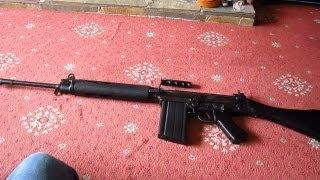 British L1A1 SLR (FN FAL)