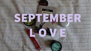 Любимое за сентябрь: натуральная косметика, осенняя еда и напитки