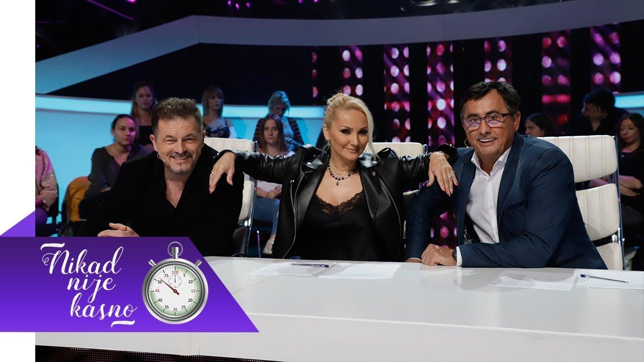 Nikad nije kasno - Cela emisija 05 - 21.10.2018.