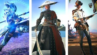 FFXIV 5.1 RED MAGE IMPRESSIONS (w/ DRG & SAM) - Close, but it STILL Needs Work!!!
