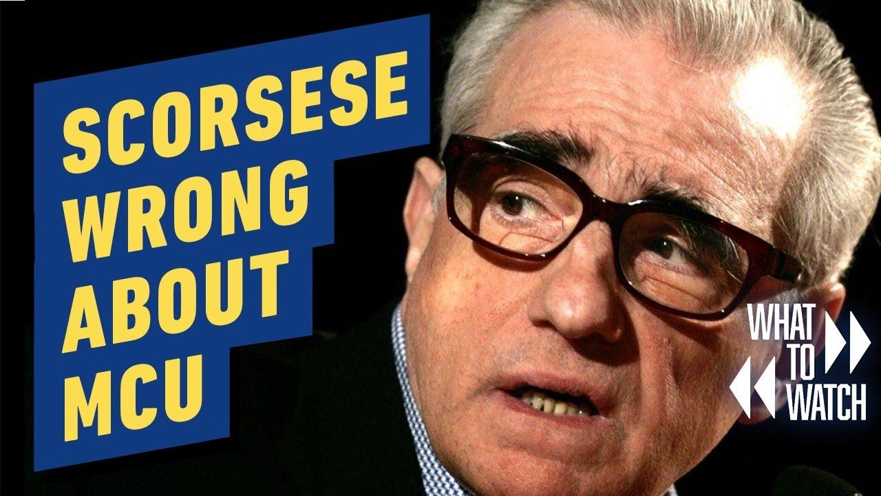 Filmes da Marvel 'Não Cinema': por que discordamos de Martin Scorsese - O que assistir + vídeo