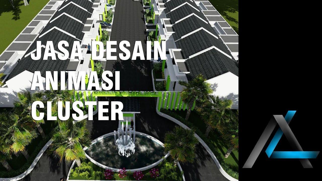 66 Desain Perumahan Cluster HD