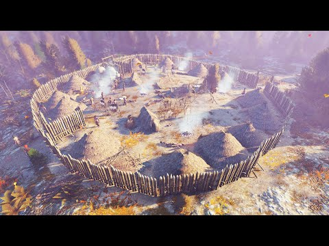 Ancient Cities | Ep. 1 | Hardcore Realistic Ancient City Building Simulator & Civilization Maker