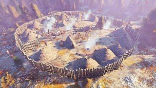 Ancient Cities | Ep. 1 | Harḋcore Realistic Ancient City Building Simulator & Civilization Maker