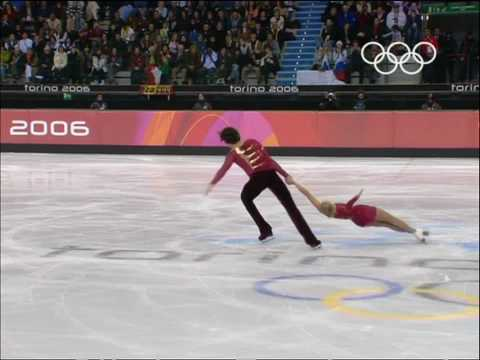 Figure Skating Mixed Pairs | Turin 2006 Winter Olympic Games
