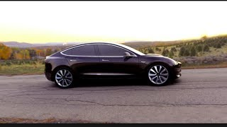 Tesla Model 3 Specs...