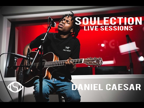 Daniel Caesar Performs Get You & Japanese Denim  Soulection  Sessions