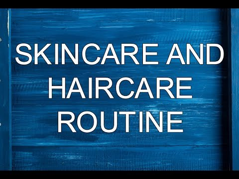 Budget Skincare and Haircare Routine