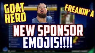 NEW CUSTOM EMOJIS FOR SPONSORS! MLB The Show 17 | Diamond Dynasty Ranked Seasons