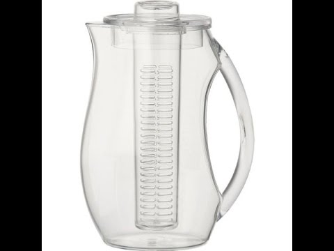 Review:   Prodyne Fruit Infusion Flavor Pitcher