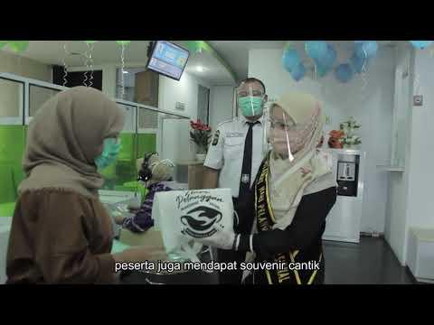Hari Pelanggan Nasional 2020 Bpjs Ketenagakerjaan Kantor Cabang Bukittinggi Youtube