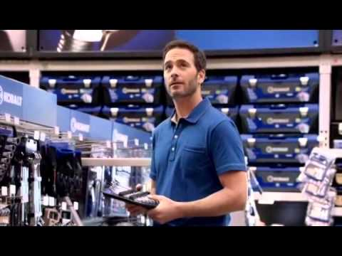 Showing Jimmie Johnson Pride At Lowe's - 2014 Commercial ...