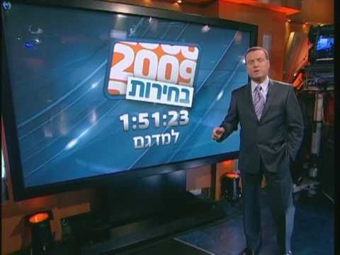 Elections 2009 Israel יעקב אילון - בחירות 2009