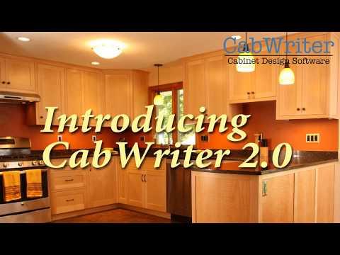 Introducing CabWriter 2 0