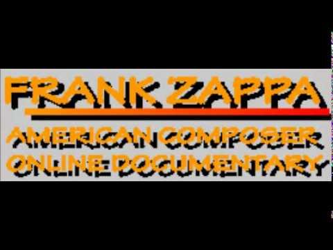 Frank Zappa, American Composer 3
