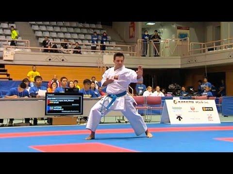 Karate1 Okinawa - Antonio Diaz - CHATANYARA KUSHANKU