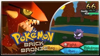 POKEMON BRICK BRONZE RANDOMIZER ROBLOX #66 A NEW POKEMON FOR THE TEAM ENGLISH GAMEPLAY