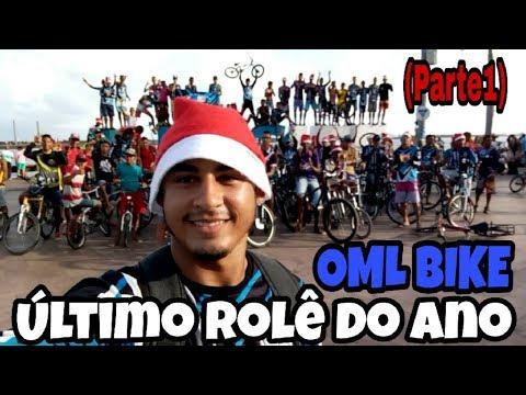 BIKE VLOG - ULTIMO ROLE DO ANO OML BIKE (PARTE 1)   Os Meninos Loucos + Ing MotoVlog