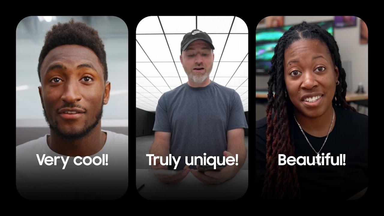 Esto es lo que piensan los expertos del Nuevo #GalaxyZFold3