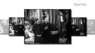 Raj Kapoor speaks Pashto a clip from old hindi movie SARGAM(1951)